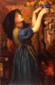 [art]ロセッティ『マリゴールド』(1874)