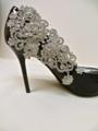 [fashion]Manolo Blahnik Crystal Rhinestone Shoe