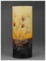 [art]ドーム「蘭に蜂文花瓶」