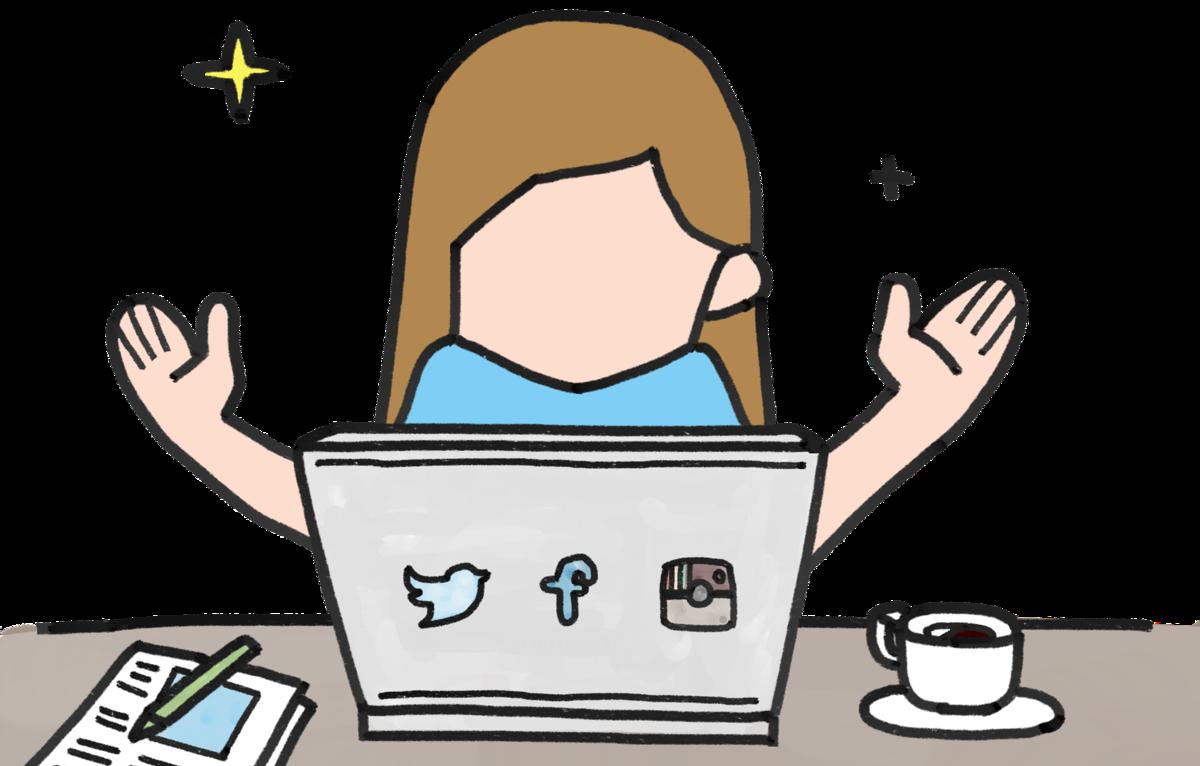 ブログとSNSと連携するメリット
