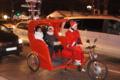 仏式人力車