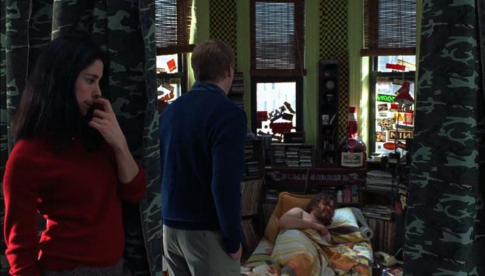 『スクール・オブ・ロック』でネッドの家で居候するドゥーイ