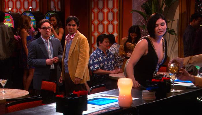 『ビッグバン★セオリー』で、レナードはラジに女性が娼婦であることを伝える