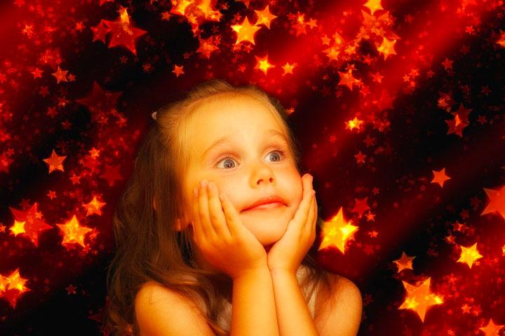 星の中に夢見る少女