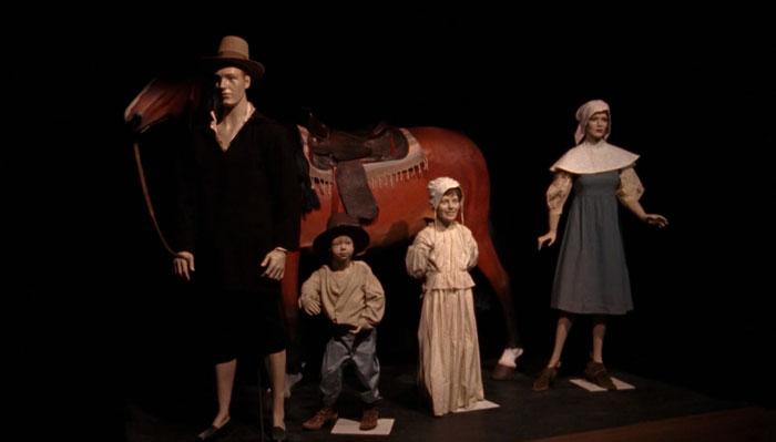 『ギルモア・ガールズ』で、スターズホローの歴史博物館