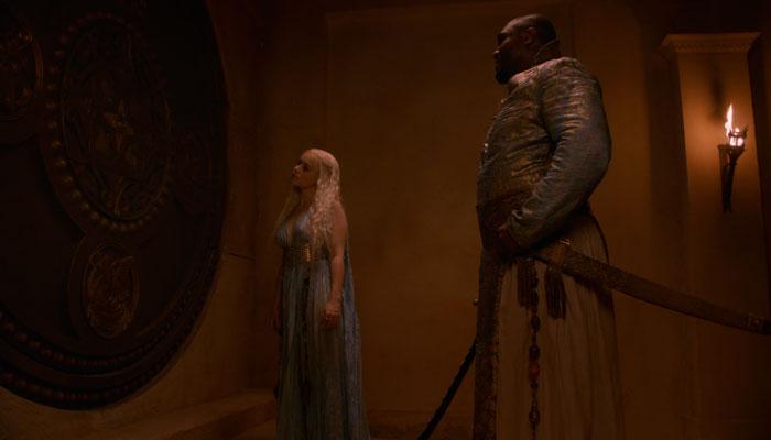 『ゲーム・オブ・スローンズ』で、デナーリスに結婚の暁に財宝を約束する王子