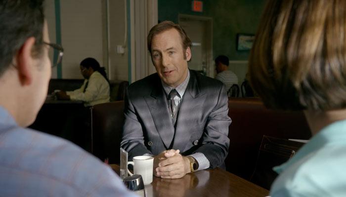 『ベター・コール・ソウル』で、ジミーはケトルマン夫妻に名前で呼ぶようお願いする