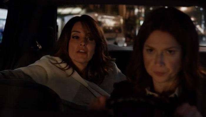アンブレイカブル・キミー・シュミットで、ウーバーの乗客が運転手のキミーにアドバイス