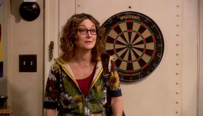 『ビッグバン★セオリー』で、レズリーはレナードとシェルドンのアパートを出ていく