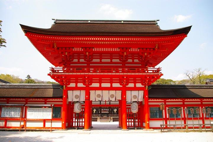 京都下鴨神社(賀茂御祖神社)