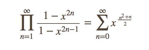 等式の証明 - INTEGERS