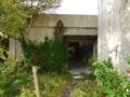 軍の施設として建てられたが戦後は水産試験場のようなことをしていた
