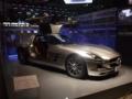 [東京ゲームショウ]東京ゲームショウ2009 / Mercedes-Benz SLS AMG