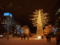 札幌大通公園のホワイトイルミネーション
