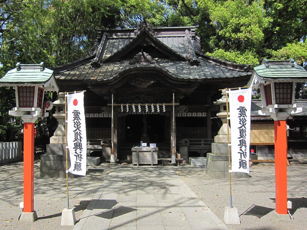 田無神社の紹介