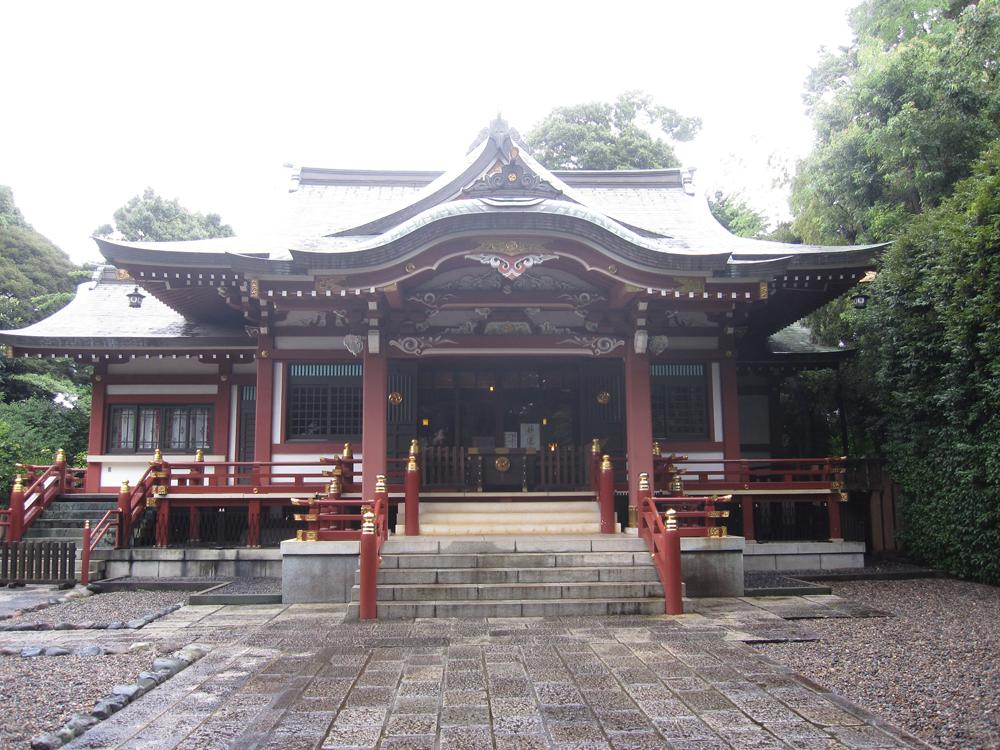 武蔵野八幡宮の紹介