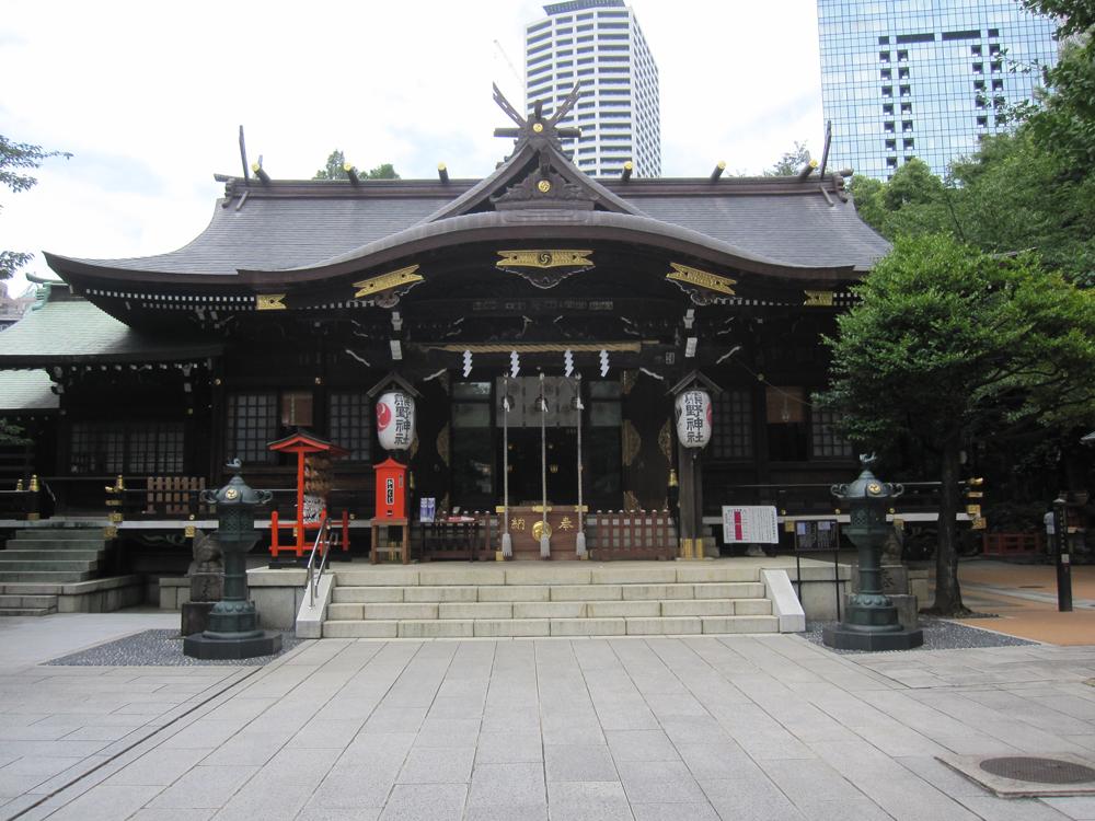 新宿熊野神社の紹介