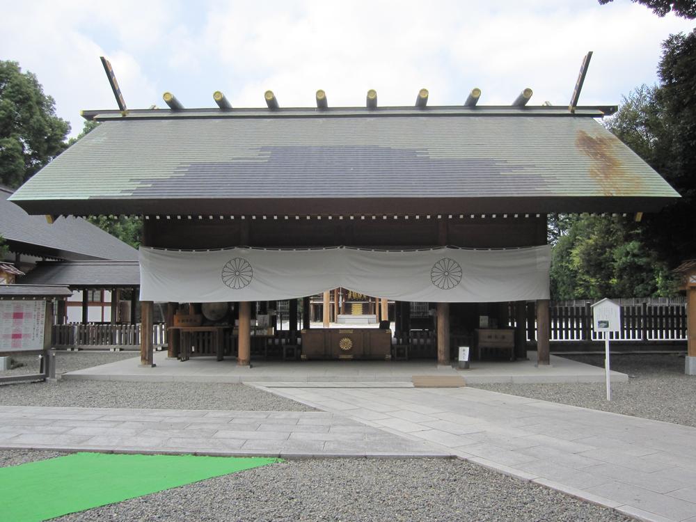 阿佐ヶ谷神明宮の紹介