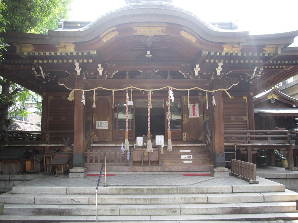下谷神社の紹介
