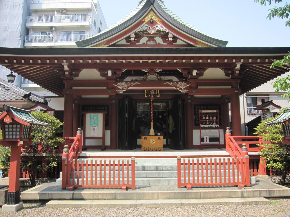 秋葉神社の紹介