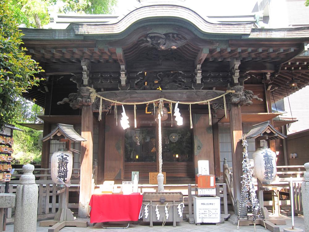 小野照崎神社の紹介