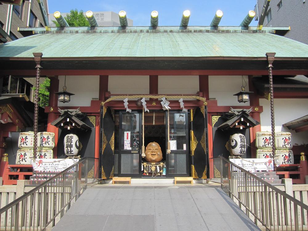 鷲神社の紹介