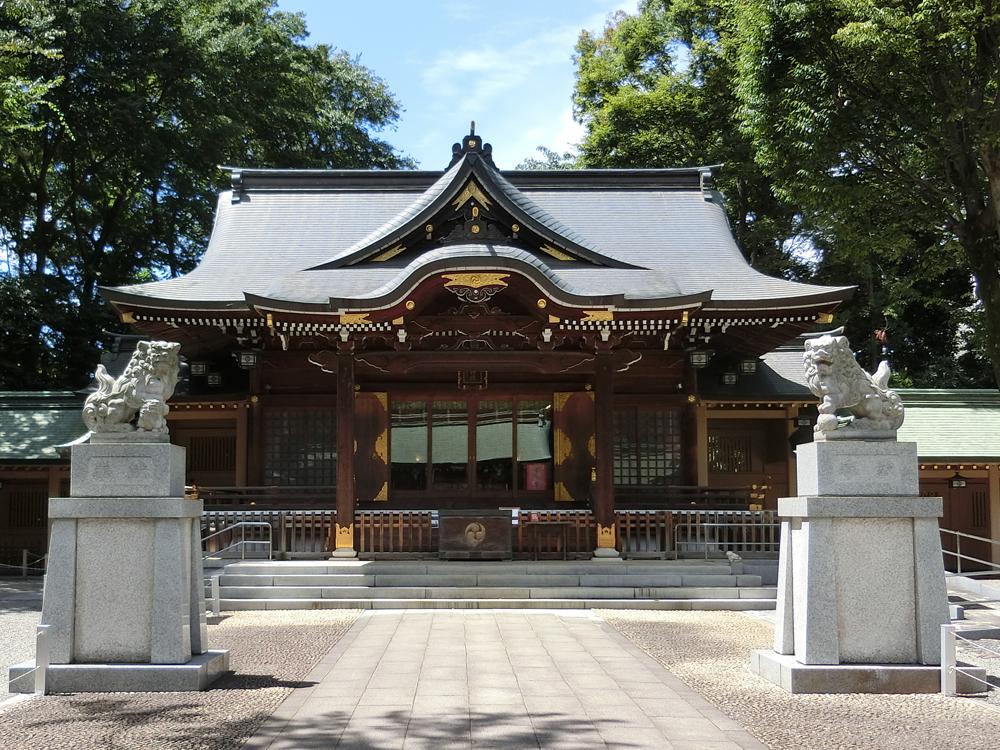 荻窪八幡神社の紹介