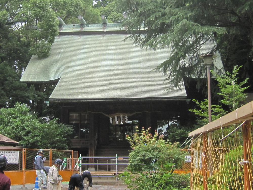 報徳二宮神社の紹介
