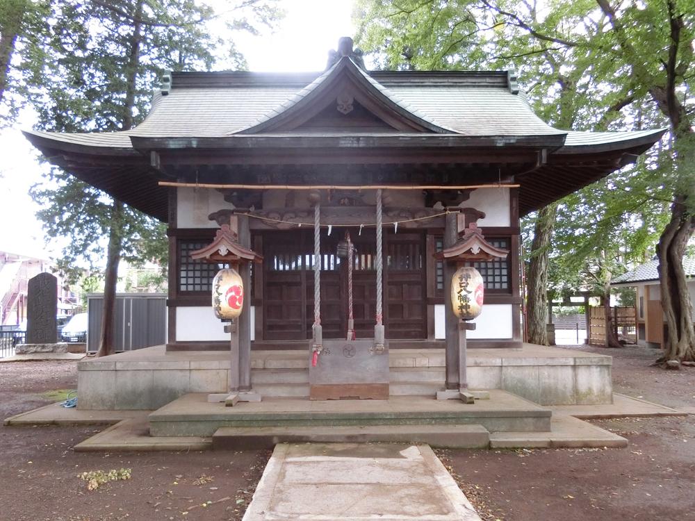 井口八幡神社の紹介