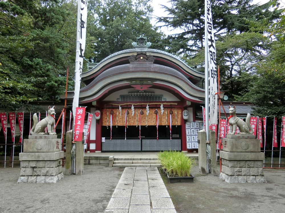 水稲荷神社の紹介