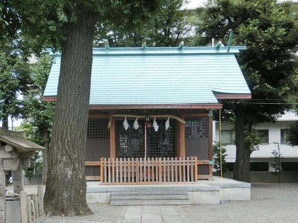 天祖神社の紹介