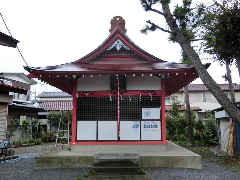津島神社天王社の紹介