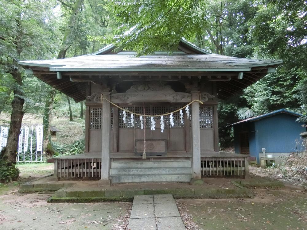 大麻止乃豆乃天神社の紹介