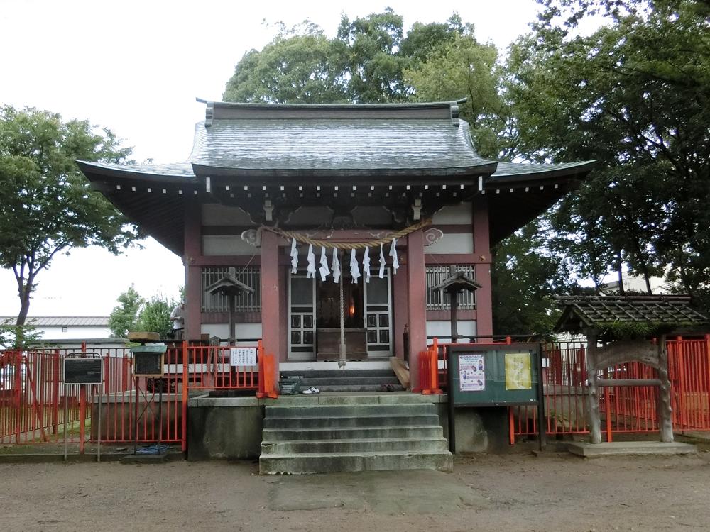 青渭神社の紹介
