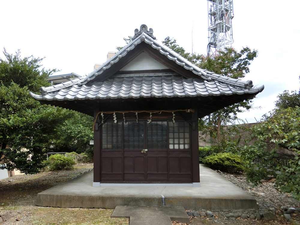 府中矢崎町熊野神社の紹介