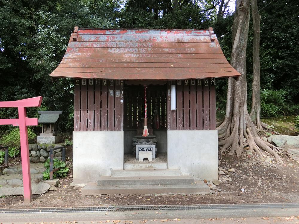 府中妙顕神社の紹介