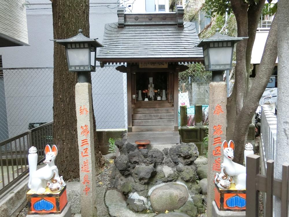 桐生稲荷神社の紹介