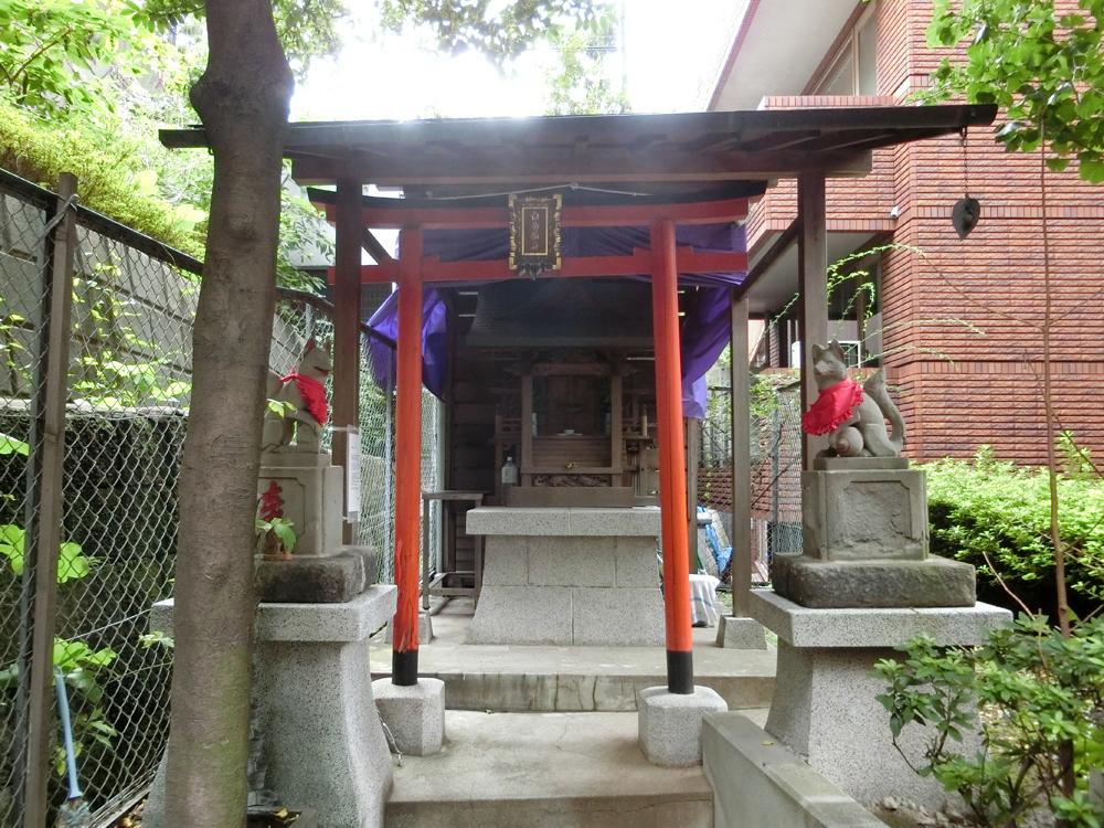 白菊稲荷神社の紹介