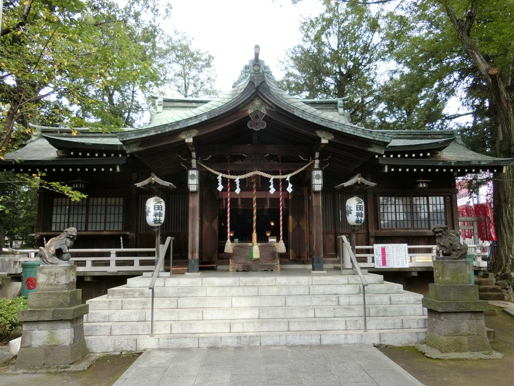 多田神社の紹介