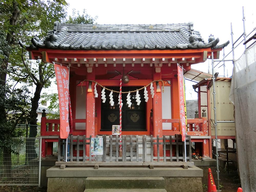 藤神稲荷神社の紹介