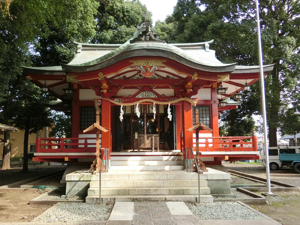 永福稲荷神社の紹介