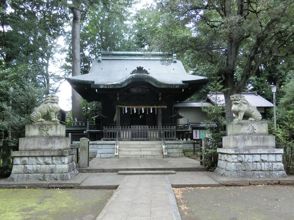 和泉熊野神社の紹介