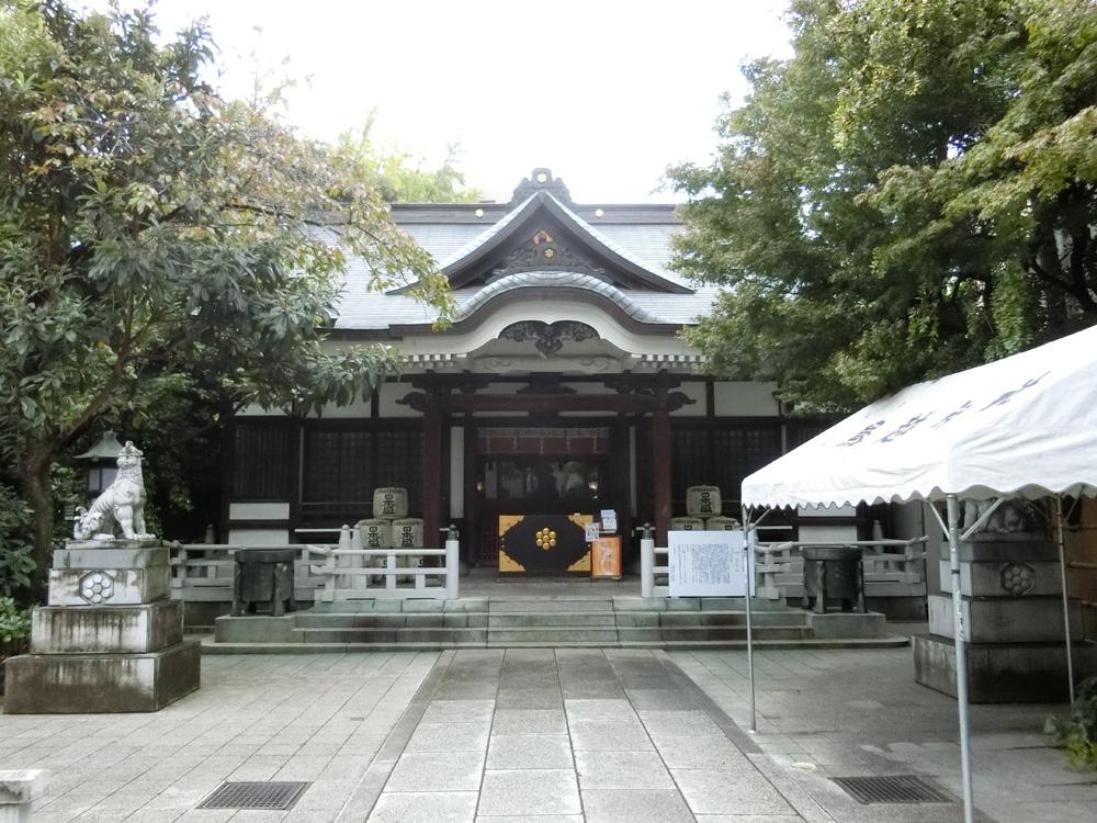 鳥越神社の紹介