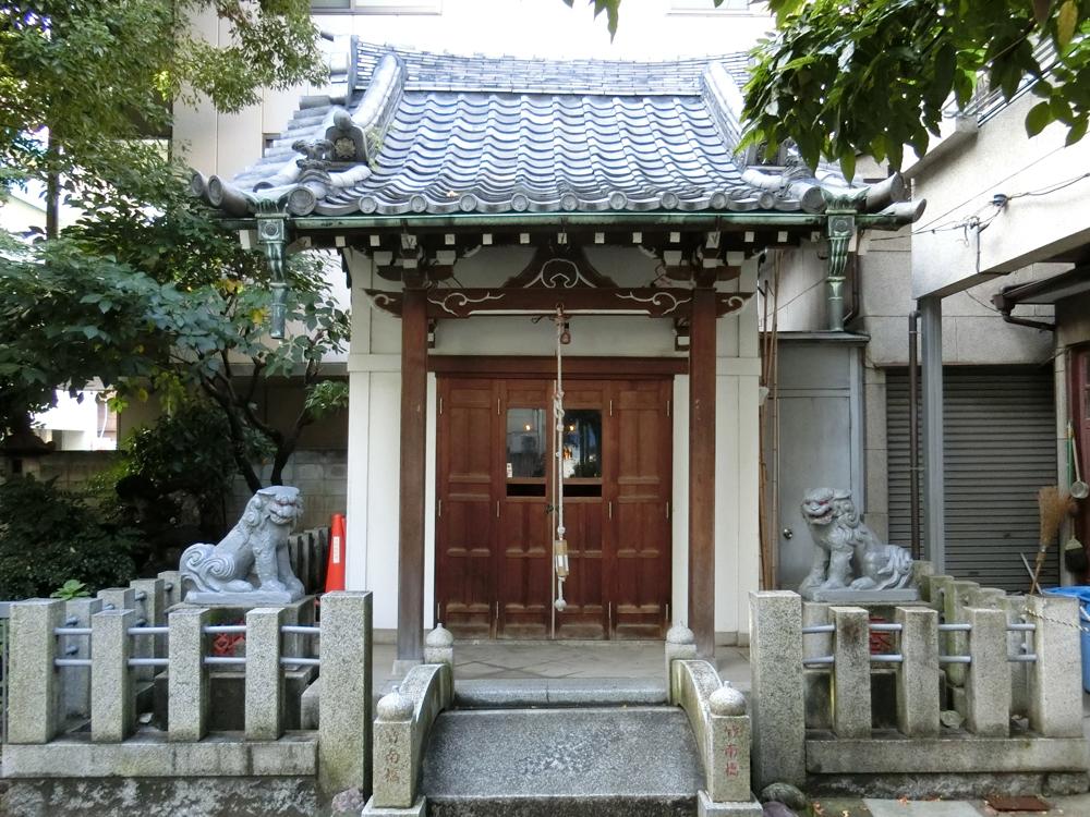 台東区金刀比羅神社の紹介