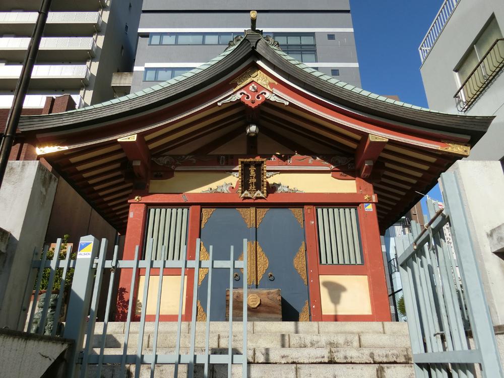 本社三島神社の紹介