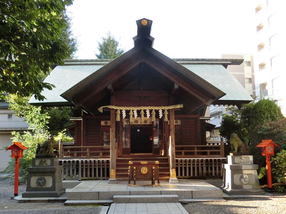 藏前神社の紹介