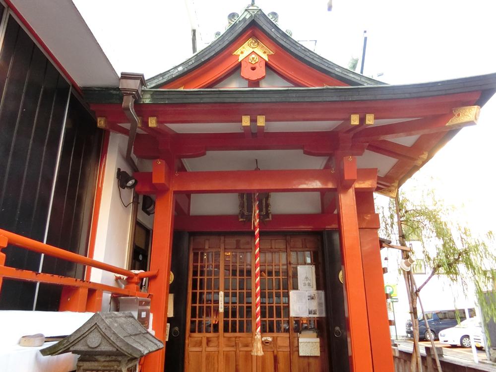 篠塚稲荷神社の紹介