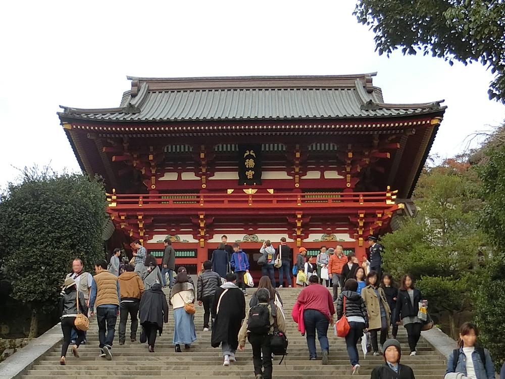 鶴岡八幡宮の紹介