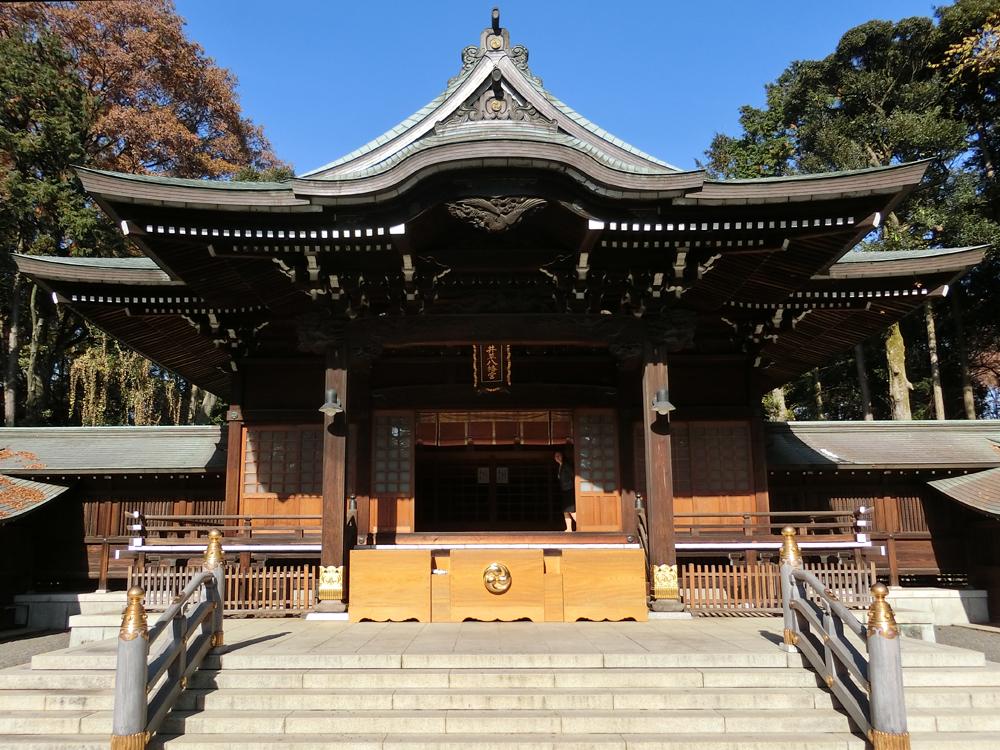 井草八幡宮の紹介