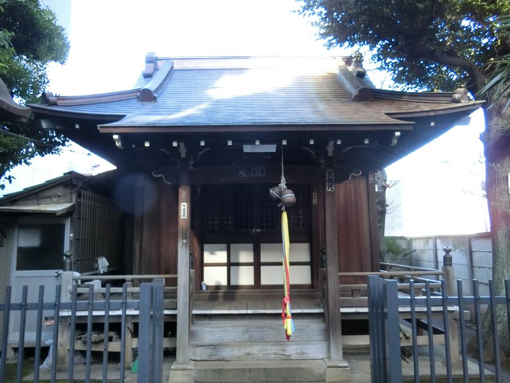 中野妻恋神社の紹介